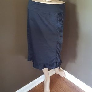 Sunny Leigh black skirt
